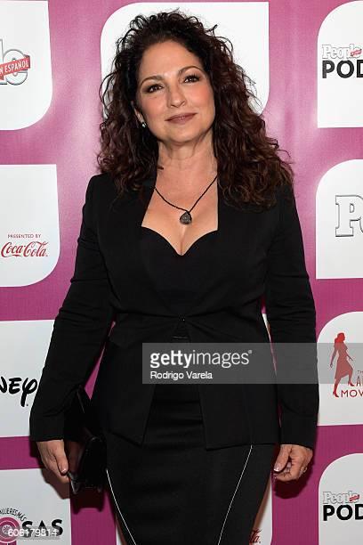 Gloria Estefan attends People En Espanol Celebrates 'Las 25 Mujeres Mas Poderosas' at The RitzCarlton Coconut Grove on September 16 2016 in Miami...
