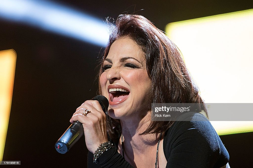 <a gi-track='captionPersonalityLinkClicked' href=/galleries/search?phrase=Gloria+Estefan&family=editorial&specificpeople=201703 ng-click='$event.stopPropagation()'>Gloria Estefan</a> performs at the Festival People en Español Presented by Target at The Alamodome on August 31, 2013 in San Antonio, Texas.