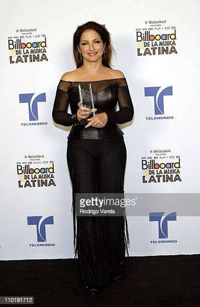 Gloria Estefan winner for Latin Pop Airplay Track of the Year Female for 'Hoy'
