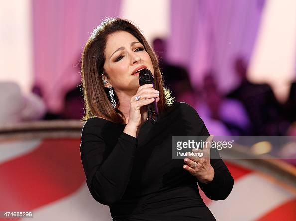 Gloria EstefanÊperforms at the 26th National Memorial Day Concert on May 24 2015 in Washington DC