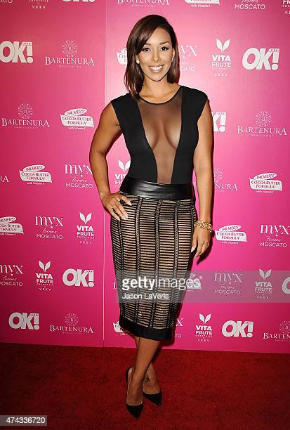 Gloria Govan attends OK Magazine's So Sexy event at SkyBar at the Mondrian Los Angeles on May 21 2015 in West Hollywood California