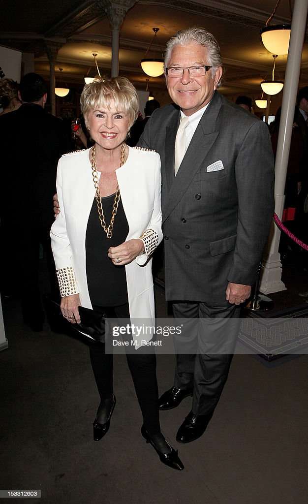 <a gi-track='captionPersonalityLinkClicked' href=/galleries/search?phrase=Gloria+Hunniford&family=editorial&specificpeople=213824 ng-click='$event.stopPropagation()'>Gloria Hunniford</a> (L) and Stephen Way arrive at The Inspiration Awards For Women 2012 at Cadogan Hall on October 3, 2012 in London, England.