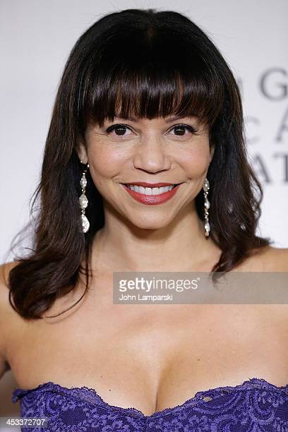 Gloria Reuben attends Elizabeth Glaser Pediatric AIDS Foundation's 25th Anniversary Gala at Best Buy Theater on December 3 2013 in New York City