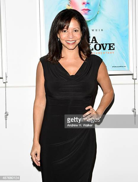 Gloria Reuben attends EPIX's 'To Russia With Love' launch party on October 22 2014 in New York City