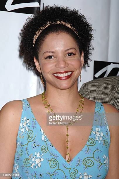 Gloria Reuben during 72nd Annual Drama League Awards Ceremony and Luncheon Arrivals at The Marriott Marquis Hotel in New York City New York United...