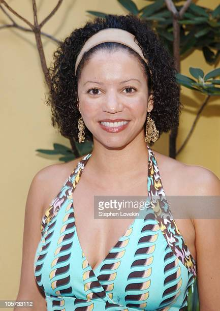 Gloria Reuben during IFP Awards Luncheon at Barrolo Restaurant in New York City NY United States