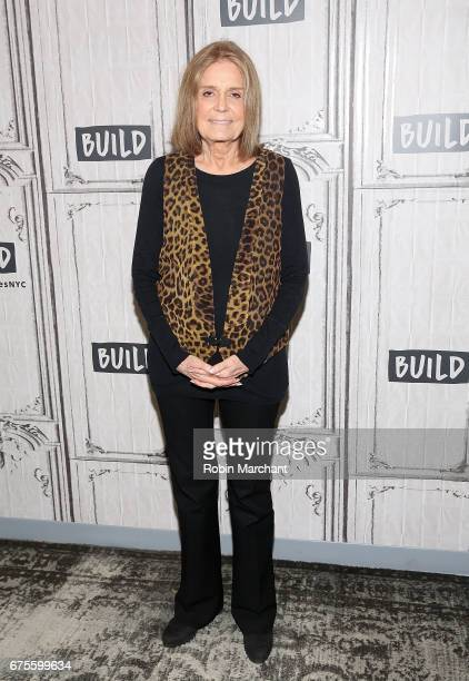 Gloria Steinem attends Build Presents the new book 'You Don't Look Your Age' at Build Studio on May 1 2017 in New York City
