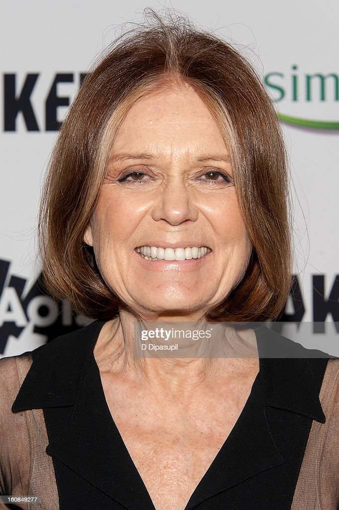 <a gi-track='captionPersonalityLinkClicked' href=/galleries/search?phrase=Gloria+Steinem&family=editorial&specificpeople=213078 ng-click='$event.stopPropagation()'>Gloria Steinem</a> attends the 'MAKERS: Women Who Make America' New York Premiere at Alice Tully Hall on February 6, 2013 in New York City.