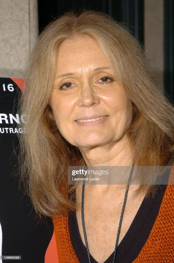 <a gi-track='captionPersonalityLinkClicked' href=/galleries/search?phrase=Gloria+Steinem&family=editorial&specificpeople=213078 ng-click='$event.stopPropagation()'>Gloria Steinem</a> during <a gi-track='captionPersonalityLinkClicked' href=/galleries/search?phrase=Gloria+Steinem&family=editorial&specificpeople=213078 ng-click='$event.stopPropagation()'>Gloria Steinem</a> Signs The Latest Edition Of Ms Magazine - First Ladies Who Needs Them Anway at Barnes & Noble Union Square in New York City, New York, United States.