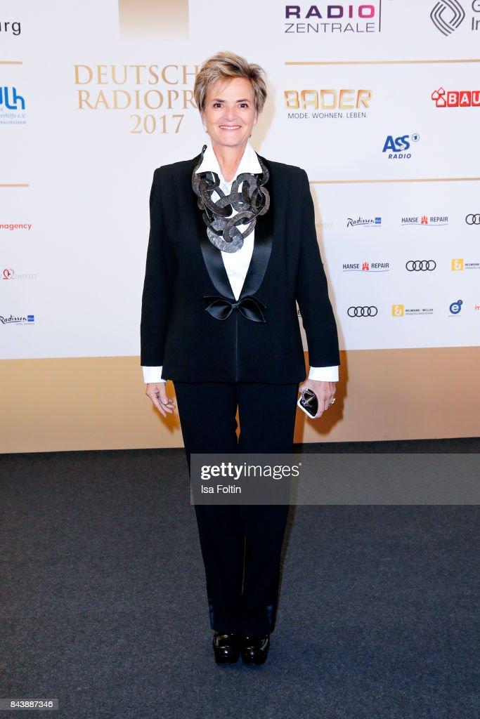 Gloria von Thurn und Taxis attends the 'Deutscher Radiopreis' (German Radio Award) at Elbphilharmonie on September 7, 2017 in Hamburg, Germany.