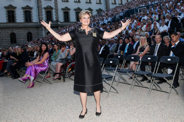 Bavarian State Parliament Summer Reception At Schleissheim