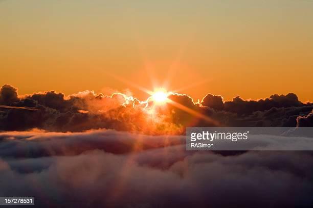 Glorioso nascer do sol