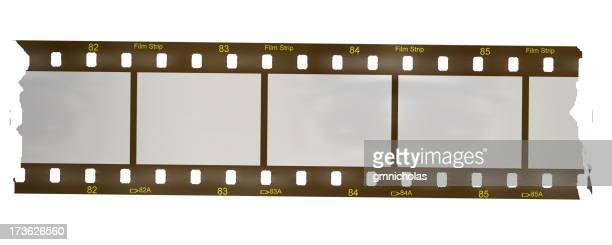 Glossy filmstrip
