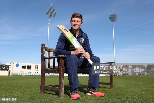 Gloucestershire's Cameron Bancroft during the media day at The Brightside Ground Bristol