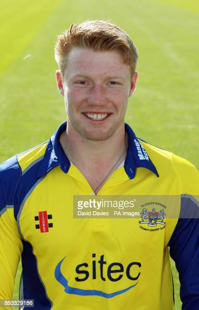 Gloucestershire's Liam Norwell during the media day at The County Ground Bristol