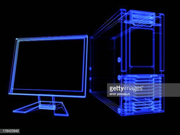 glow ordinateur