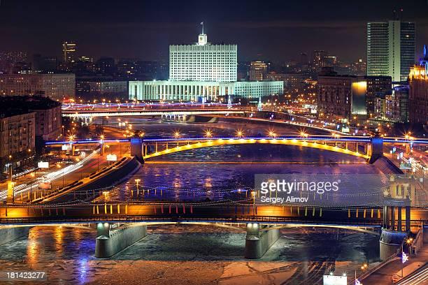 Glowing Bridges