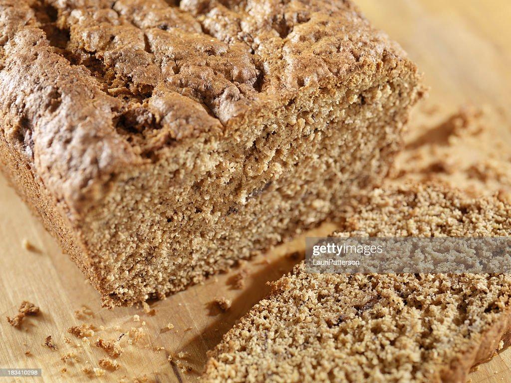 Gluten free Banana Bread : Stock Photo