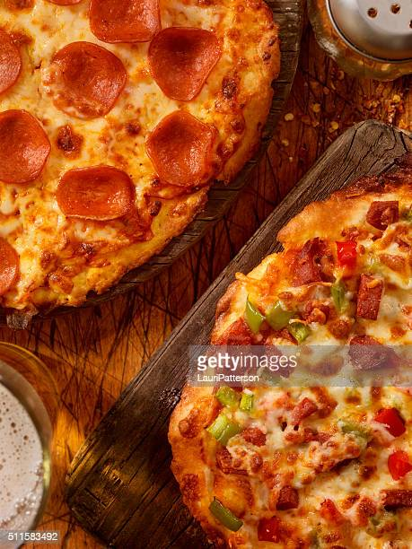Gluten Free Pizzas with Glue Free Beer