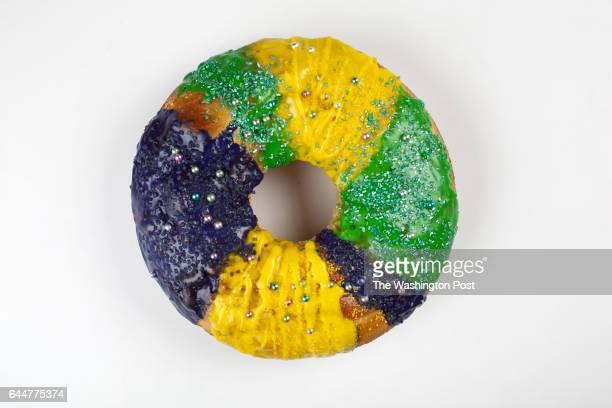 GlutenFree King Cake photographed on February 23 2011
