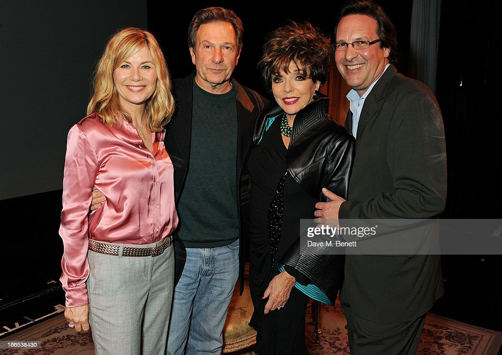 Joan Collins: One Night With Joan - Opening Night - Backstage