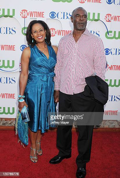 Glynn Turman arrives at the TCA Party for CBS The CW and Showtime held at The Pagoda on August 3 2011 in Beverly Hills California