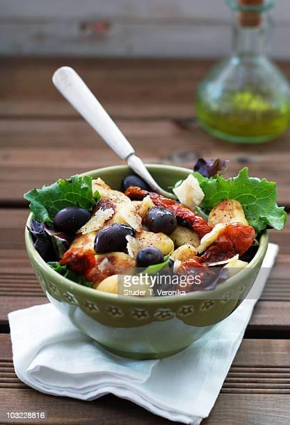 Gnocchi salad
