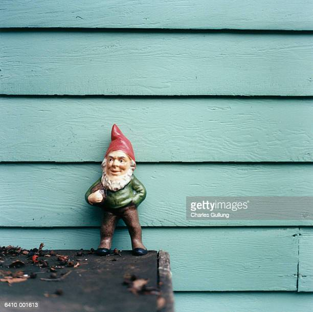 Gnome by Shed