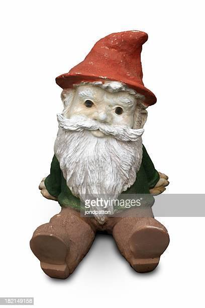 Gnome sitting