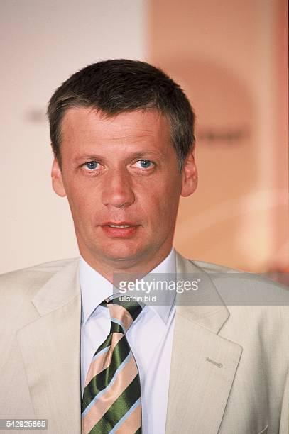 Günther Jauch * Journalist Moderator TalkMaster D Einzelaufnahme Aufgenommen um 200000