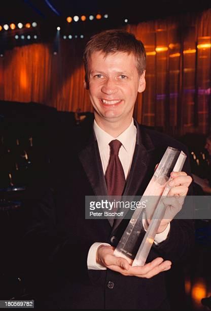Günther Jauch ZDF 'DeutscherFernsehpreis 2000' Köln Preis