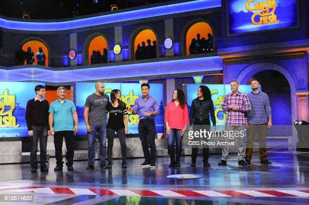 'Go Big or Go Home' CANDY CRUSH is a live action game show based on the globally renowned mobile game franchise where players match colorful candies...