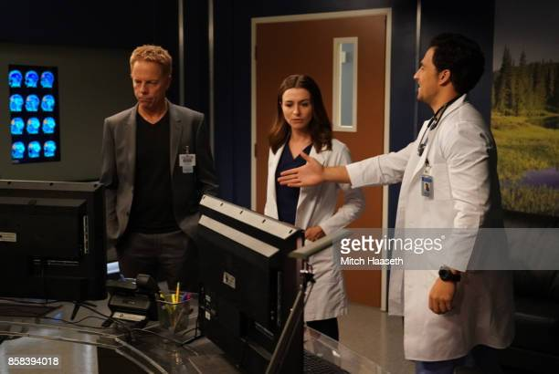 S ANATOMY 'Go Big or Go Home' Harper Avery arrives at Grey Sloan putting Bailey on edge A familiar face from Meredith's past returns as a patient and...