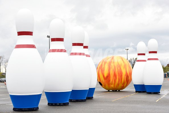 go bowling at macys balloonfest test flight for the 2018 macys