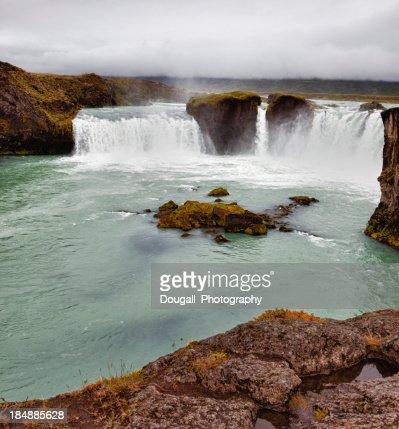 GoAafoss in Iceland