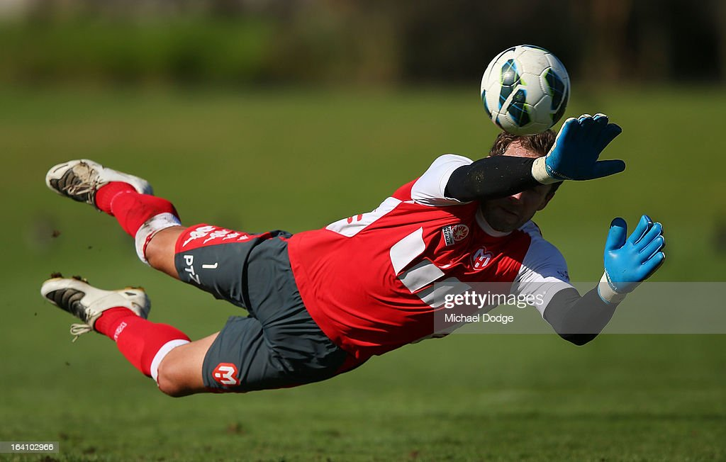 Melbourne Heart Training Session