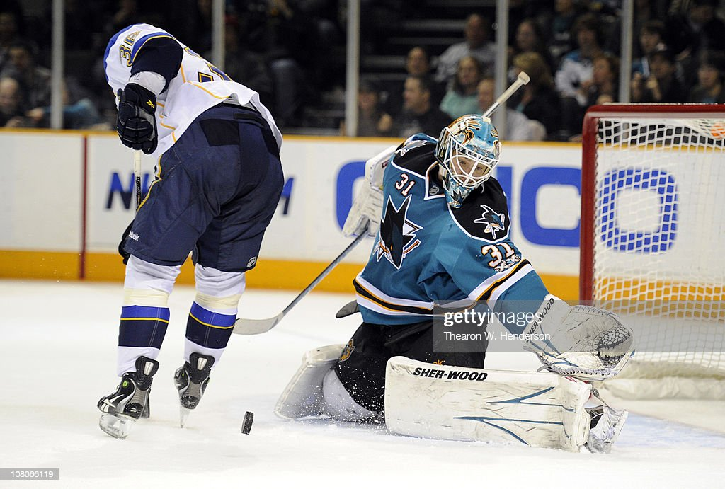 St. Louis Blues v San Jose Sharks