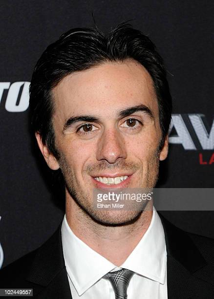Goalie Ryan Miller of the Buffalo Sabres arrives at the 2010 NHL Awards at the Palms Casino Resort June 23 2010 in Las Vegas Nevada