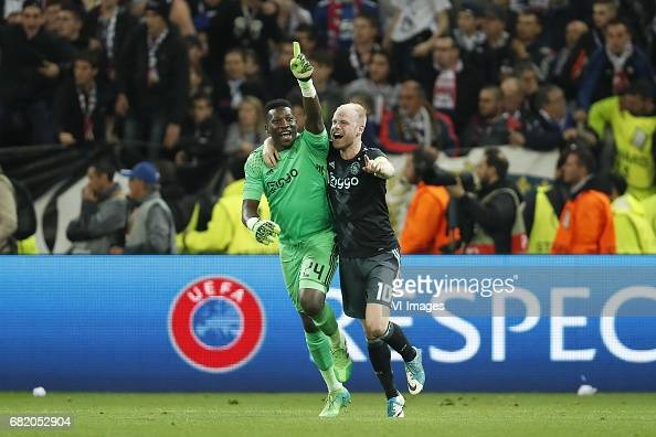 UEFA Europa League'Olympique Lyon v Ajax' : News Photo
