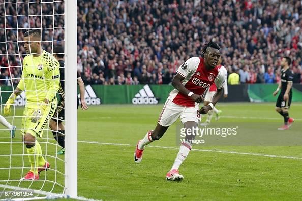 UEFA Europa League'Ajax v Olympique Lyon' : News Photo