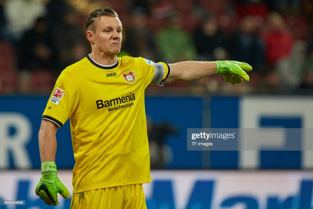 Image result for Bernd Leno 2017