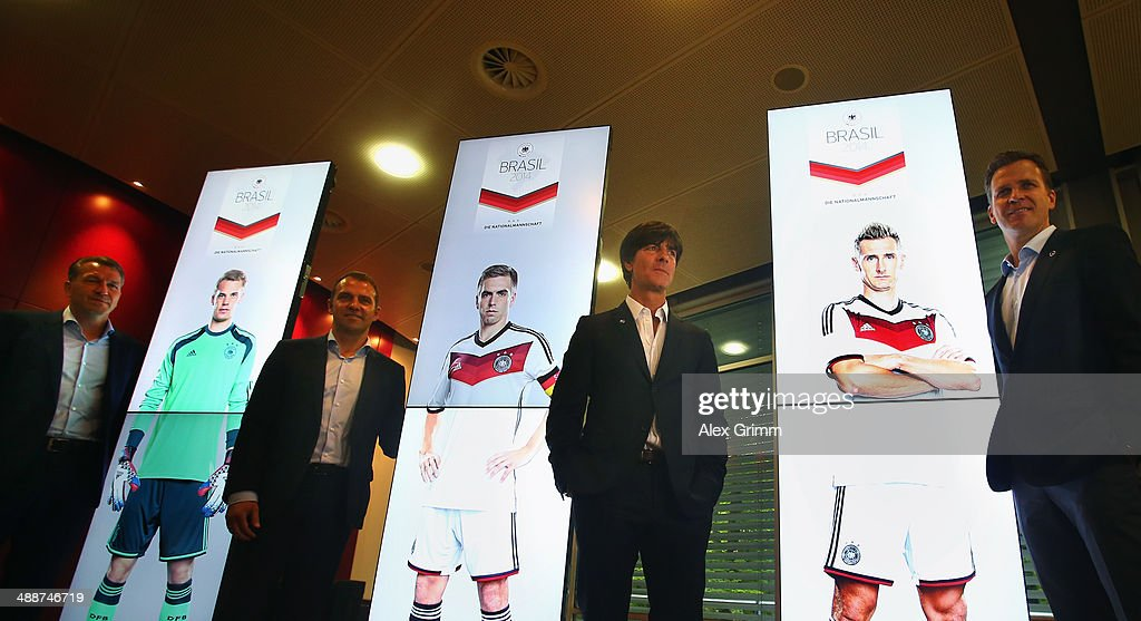 Germany FIFA World Cup 2014 Squad Announcement