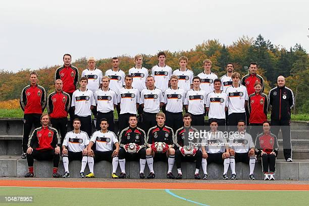 Goalkeeper coach Marco Kostmann Soeren Bertram Manuel Gulde Christoph Kramer Manuel Schneider Marc Hornschuh Manuel Seitz Nils Teixeira...