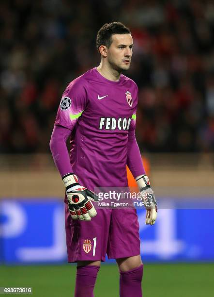 Goalkeeper Danijel Subasic AS Monaco