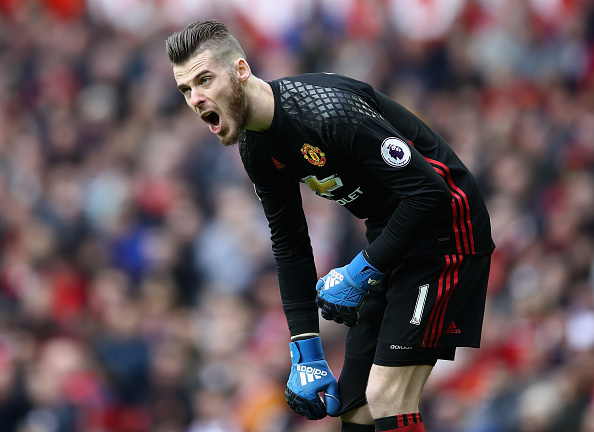 Manchester United Ready To Let David de Gea Go To Try And Land Mourinho's Top Transfer Target From Real Madrid 1