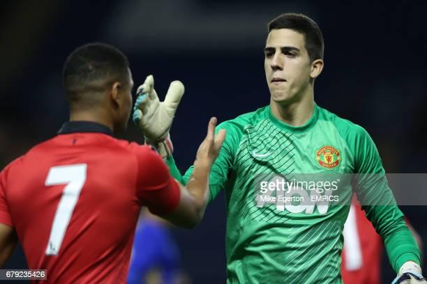 Goalkeeper Joel Castro Pereira Manchester City