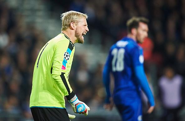 FC Copenhagen vs Leicester City FC - UEFA Champions League : News Photo