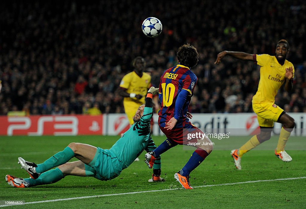 Barcelona v Arsenal - UEFA Champions League