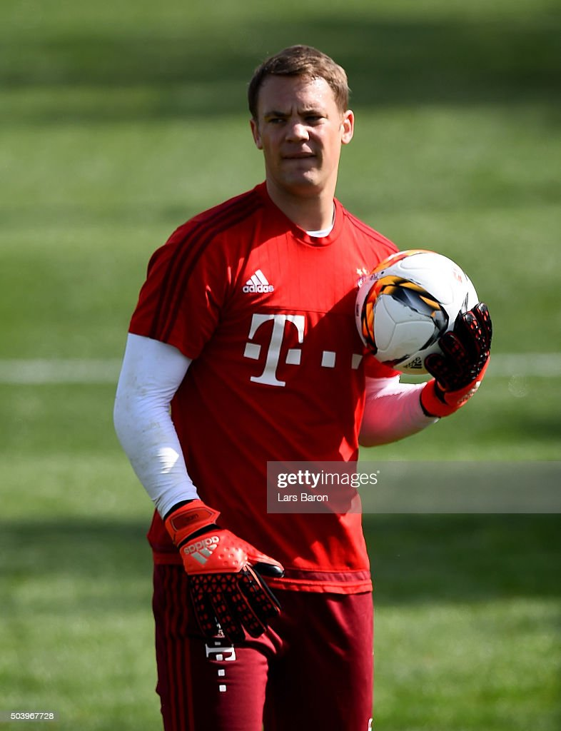 fc bayern muenchen doha training camp day 3 getty images. Black Bedroom Furniture Sets. Home Design Ideas