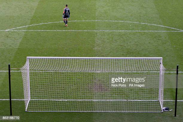 Goalkeeper Michel Vorm Swansea City